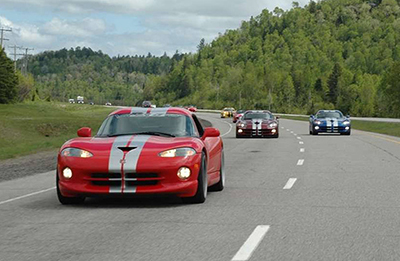 Car Rally Planning - British Columbia, Alberta, Ontario, Quebec
