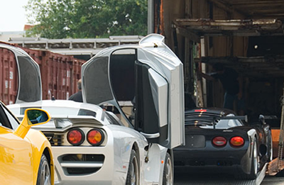 Enclosed Automotive Transport - British Columbia, Alberta, Ontario, Quebec